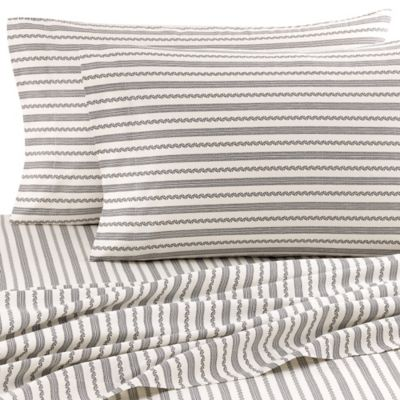 Laura Ashley® Cassandra Twin Sheet Set