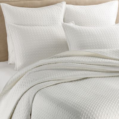 Vera Wang™ Double Diamond Standard Pillow Sham