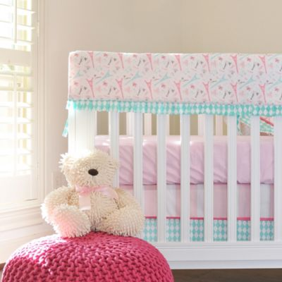 Pam Grace Creations Posh in Paris 10-Piece Crib Bedding Set