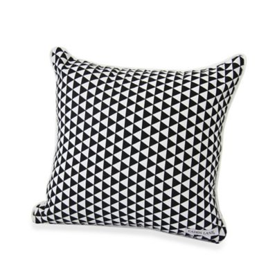 Caden Lane® Eclectic Mint Square Throw Pillow