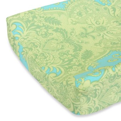 Caden Lane® Piper's Paisley Changing Pad Cover