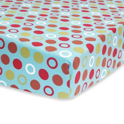 Belle Sports Star Crib Fitted Sheet