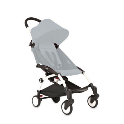 Babyzen™ YOYO Stroller in White Frame