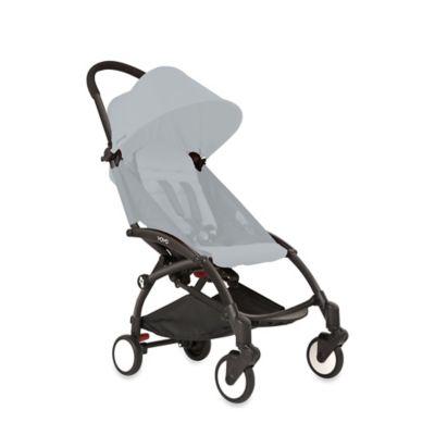 Babyzen™ YOYO Stroller in Ice Black Frame