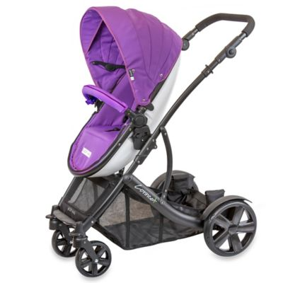 guzzie+Guss Connec+™ +4 Stroller in Purple