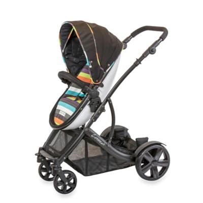 guzzie+Guss Connec+™ +4 Stroller in Stripe