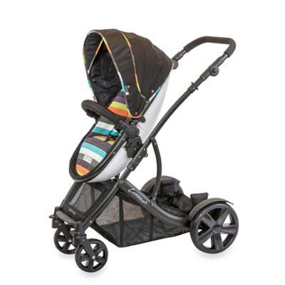 guzzie+Guss Connec+™ +4 Stroller in Stripe