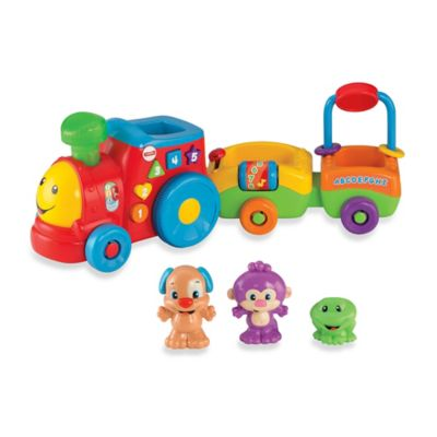 Fisher-Price® Laugh & Learn Puppy's Smart Stages™ Train