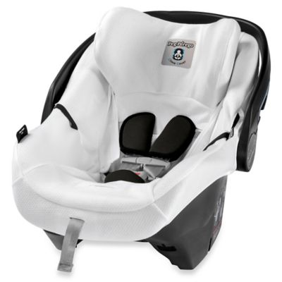 Peg Perego 4/35 Clima Cover in White