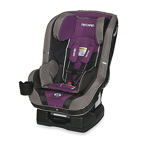 recaro performance ride convertible car seat in plum bed bath beyond. Black Bedroom Furniture Sets. Home Design Ideas