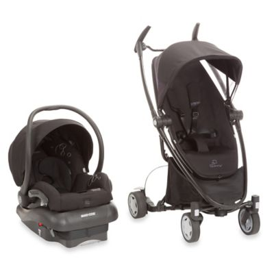 Quinny® Zapp Xtra™/Mico® Air Protect® Travel System in Black