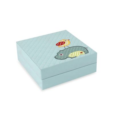 Wolf Designs Baby Keepsake Box Keepsakes