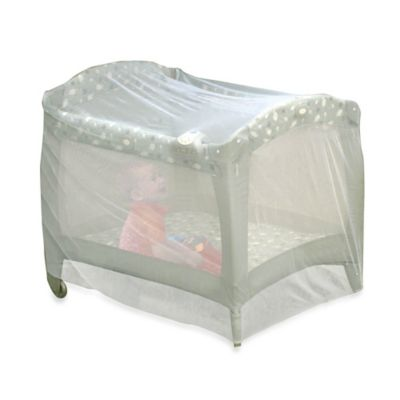 Nuby™ Playpen Netting in White