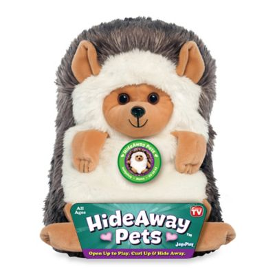 Hide Away Pets™ Hedgehog Toy Animal