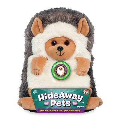 Hide Away Pets™ Hedgehog Toy Animal