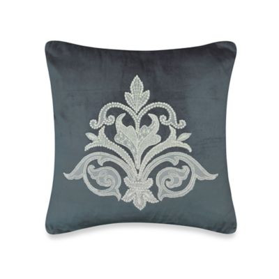 Pillow Cover With Lace