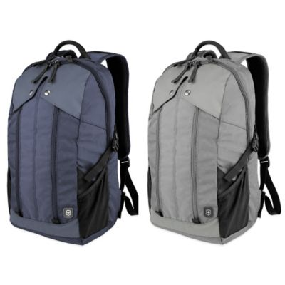 Blue Laptop Backpack