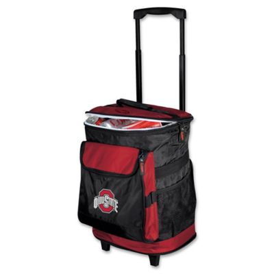 Ohio State University Rolling Cooler