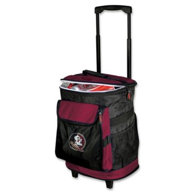 Florida State University Rolling Cooler