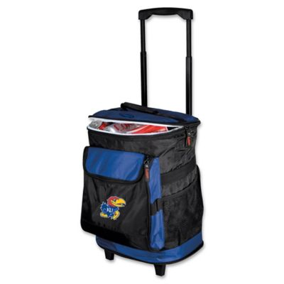 University of Kansas Rolling Cooler