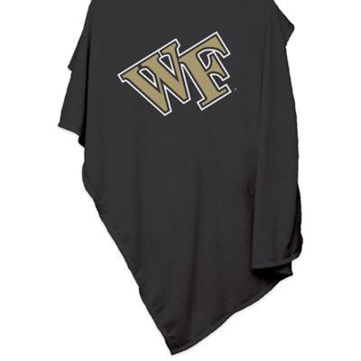 Wake Forest University 84-Inch x 54-Inch Sweatshirt Throw Blanket