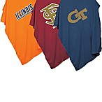 84-Inch x 54-Inch Collegiate  Sweatshirt Throw Blanket