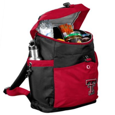 Texas Tech University Backpack Cooler