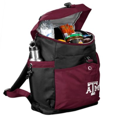 Texas A&M University Backpack Cooler