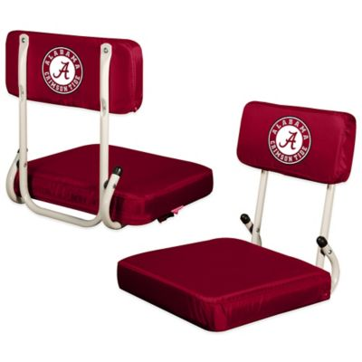 University of Alabama Hard Back Stadium Seat