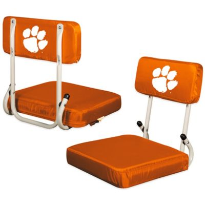 Clemson University Hard Back Stadium Seat
