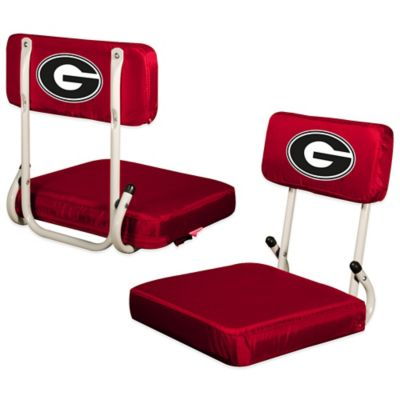 University of Georgia Hard Back Stadium Seat