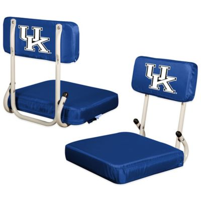 University of Kentucky Hard Back Stadium Seat