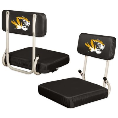University of Missouri Hard Back Stadium Seat