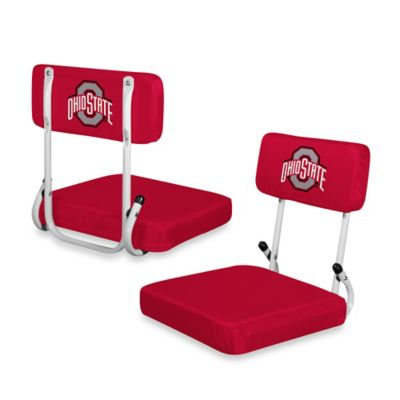 Ohio State University Hard Back Stadium Seat