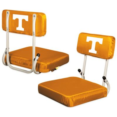 University of Tennessee Hard Back Stadium Seat