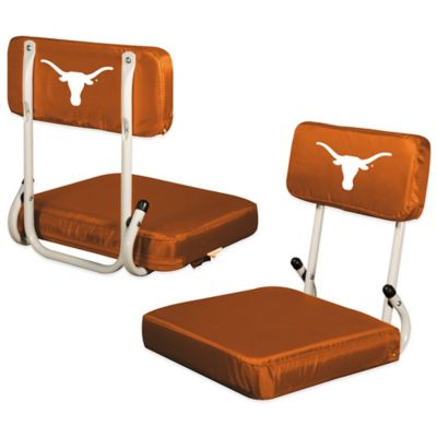 University of Texas Hard Back Stadium Seat