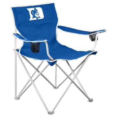 Duke University Collegiate Deluxe Folding Chair