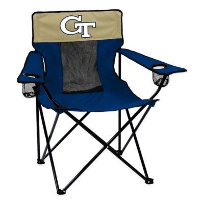 Georgia Tech University Elite Folding Chair