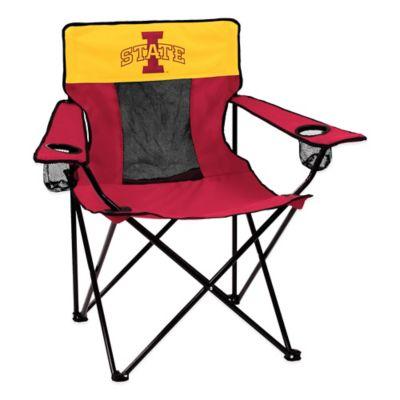 Iowa State Collegiate Elite Folding Chair