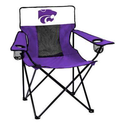 Kansas State University Collegiate Elite Folding Chair
