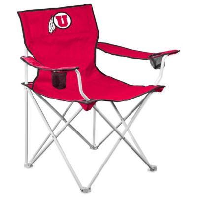 University of Utah Elite Folding Chair