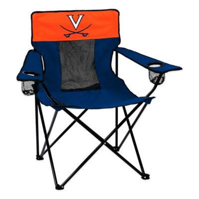 Virginia University Collegiate Deluxe Folding Chair