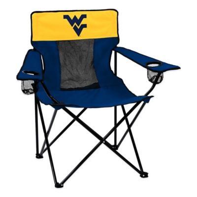 West Virginia University Deluxe Folding Chair