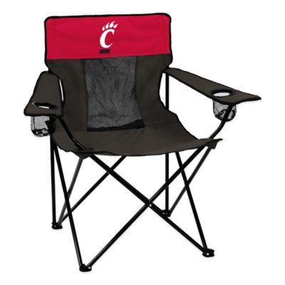Cincinnati University Collegiate Deluxe Folding Chair