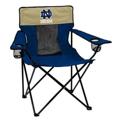 University of Notre Dame Elite Folding Chair