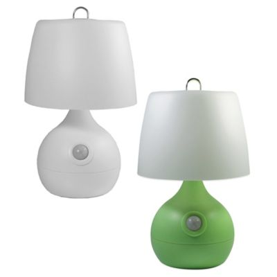 Mighty Bright Baby Bright LED Nursery Motion Sensor Light in Green