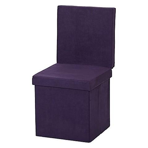 Fhe Folding Ottoman Chair Bed Bath Amp Beyond