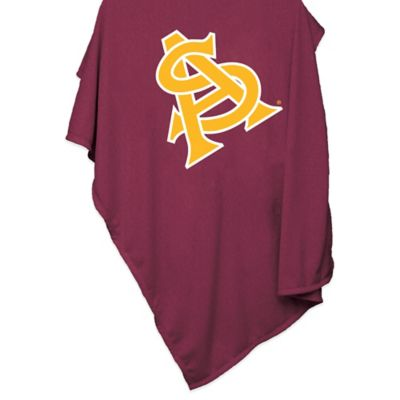 Arizona State University 84-Inch x 54-Inch Sweatshirt Throw Blanket