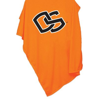 Oregon State University 84-Inch x 54-Inch Sweatshirt Throw Blanket