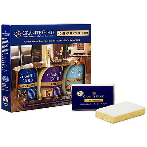Granite Gold® Home Care Kit